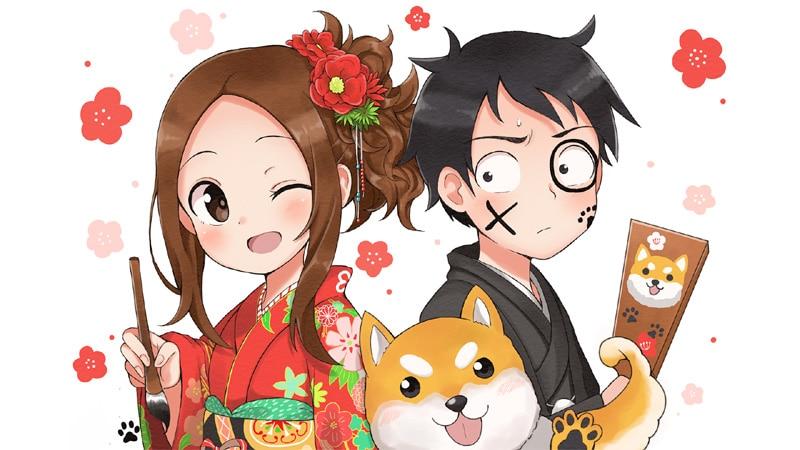 Karakai Jouzu no Takagi-san Season 2 release date 2019 announcement teased by Teasing Master Takagi-san manga - Moto sequel possible Anime spoilers copy