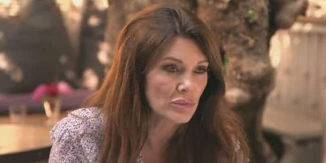 Lisa Vanderpump on Vanderpump Rules