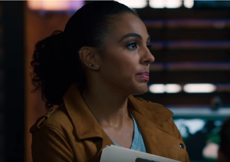 Marsha Thomason returns to the NCIS: Los Angeles cast for the fall finale episode