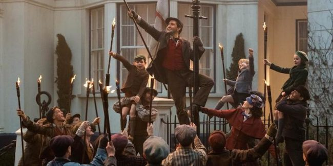 Lin-Manuel Miranda's role in Mary Poppins Returns was the opposite of Hamilton
