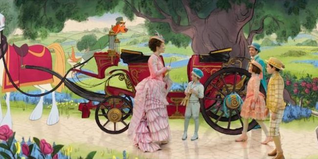 Mary Poppins Returns movie review: Saving Mr. Banks too