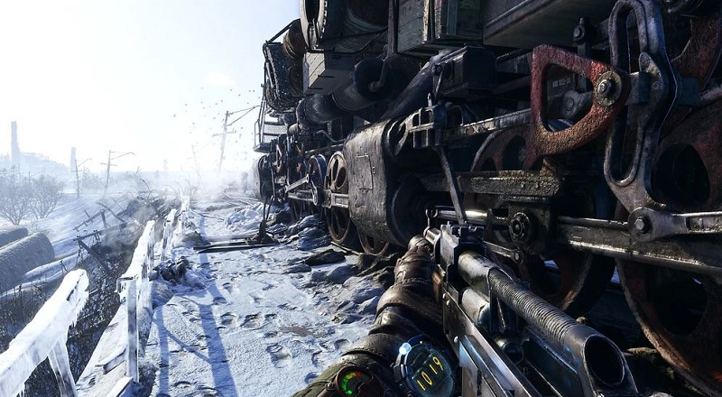 Metro Exodus The Aurora