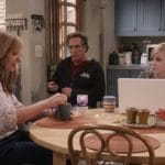 The Mom cast on an all-new episode