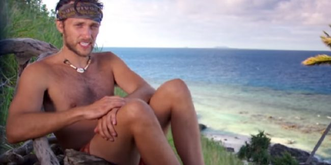 Nick Wilson on Survivor cast 2018