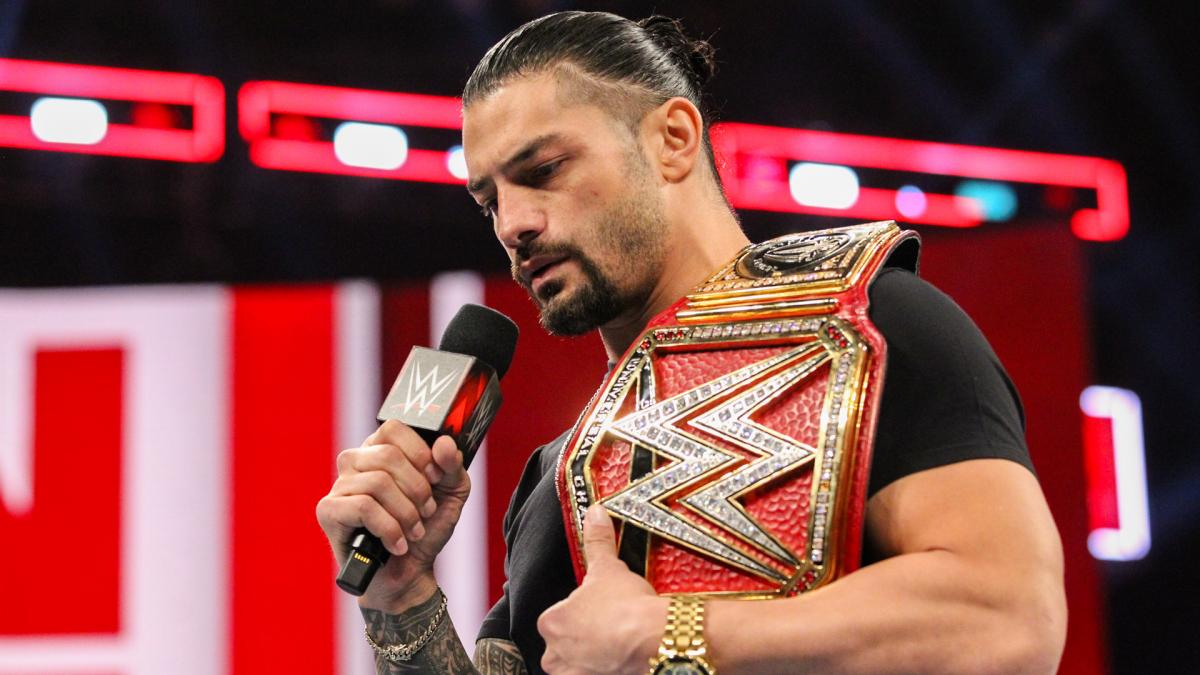 WWE News: Roman Reigns makes WWE return this week for a special event