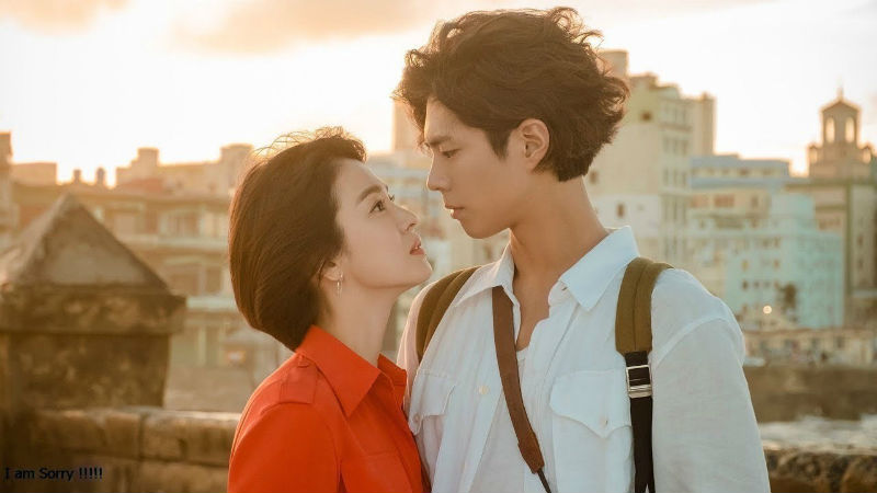 Song Hye-Kyo and Park Bo-Gum