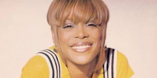 T-Boz as seen on photo posted on Instagram