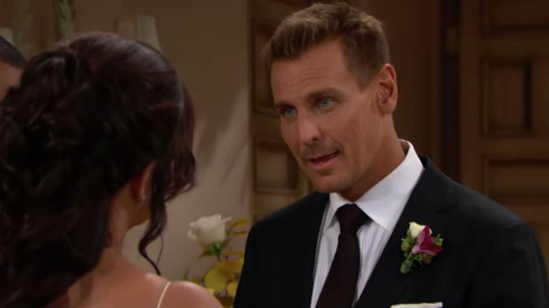 Ingo Rademacher as Thorne on The Bold and the Beautiful