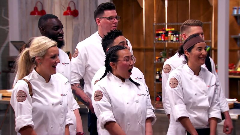 Top Chef 16 confestants
