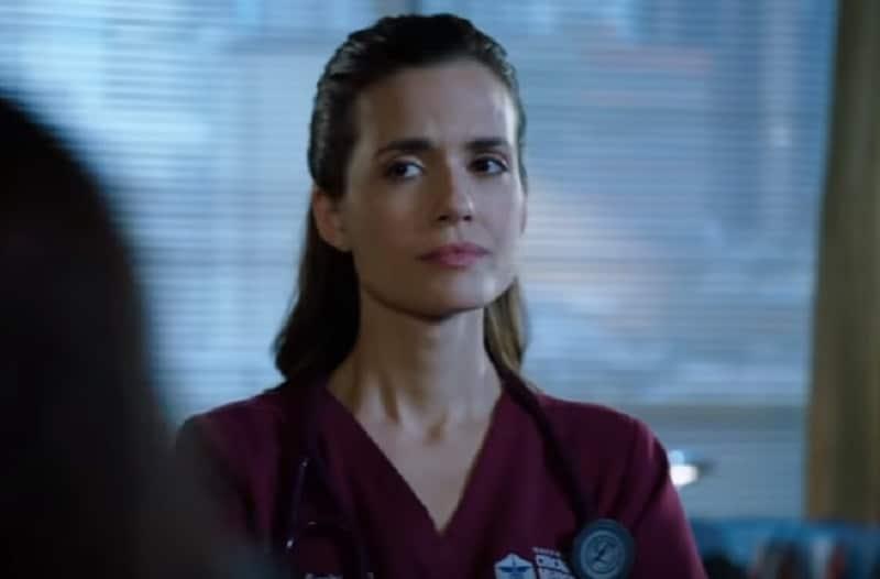 Torrey DeVitto as Natalie Manning on the Chicago Med cast
