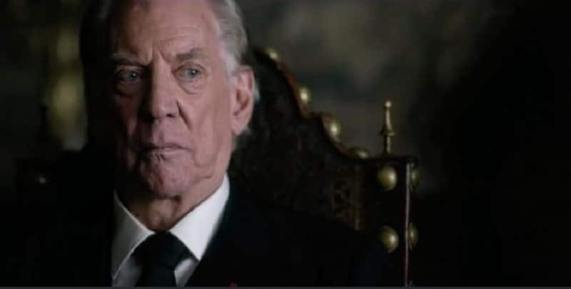 Donald Sutherland as John Paul Getty Sr.