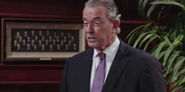 Eric Braeden as Victor Newman on The Young and the Restless