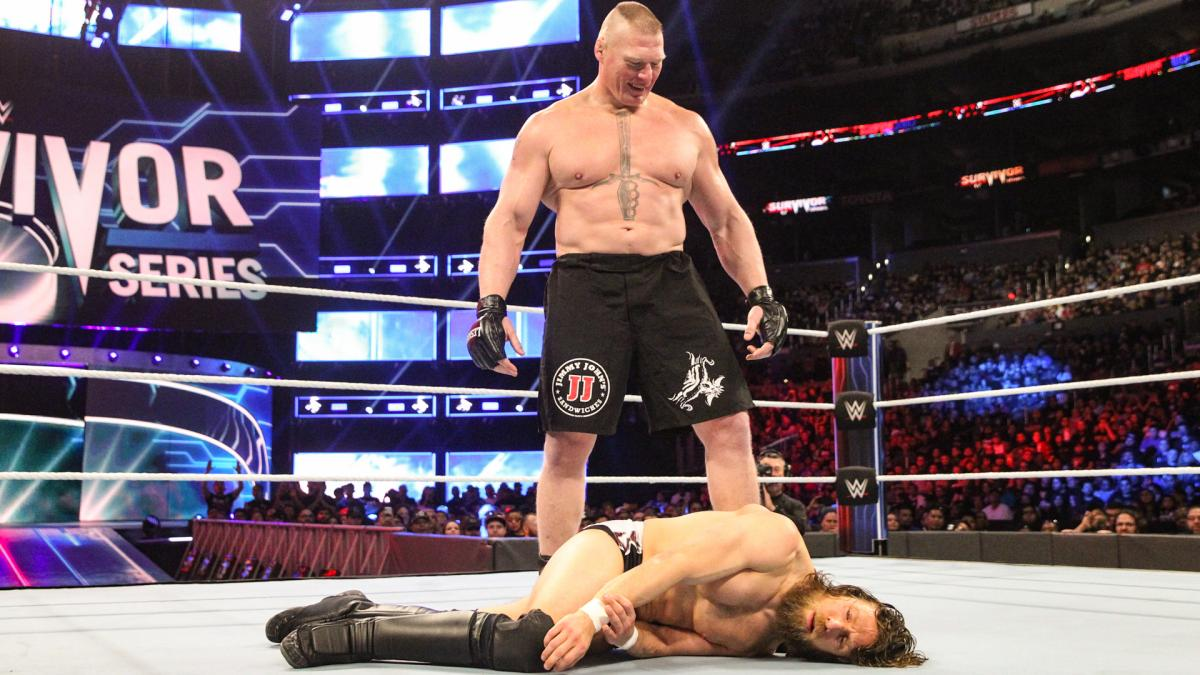 WWE News: Dana White responds to Brock Lesnar's new WWE deal