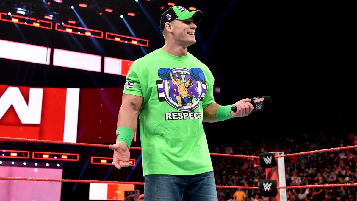 John Cena wants to play Captain America for the Marvel Cinematic Universe