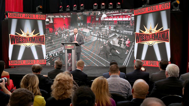 WWE Rumors: Huge main event already planned for WrestleMania 35