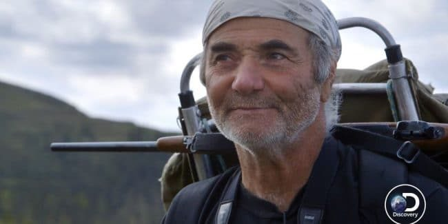 Exclusive: Heimo Korth gives us a nomadic education on The Last Alaskans