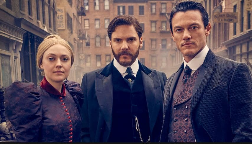 The Alienist was a terrifying look at the turn of the last century crimes in the big city. Pic credit: TNT
