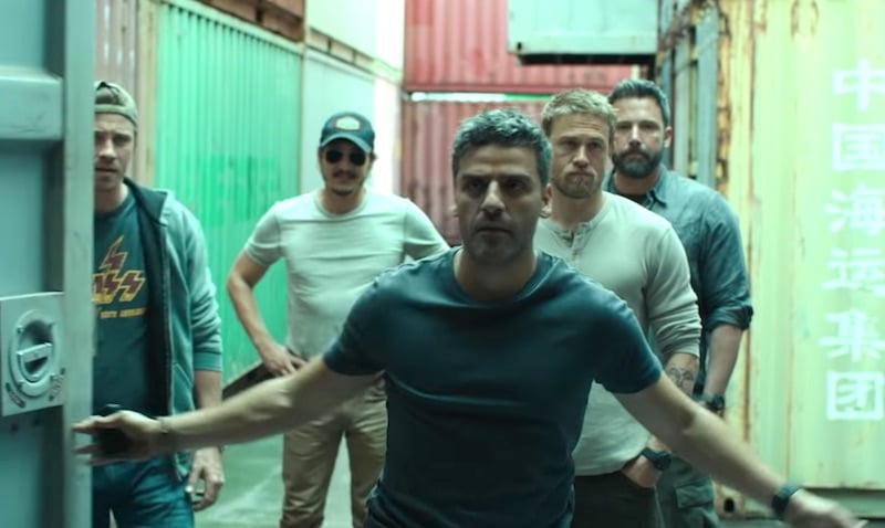 Triple Frontier release date picture