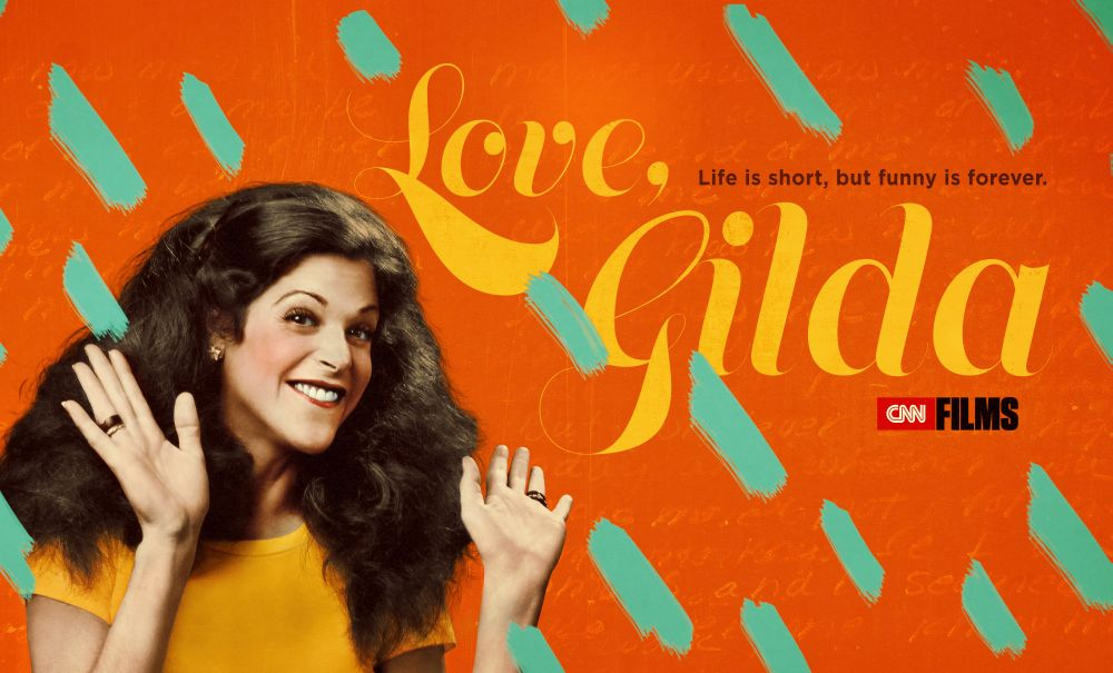 Gilda Radner had a trailblazing career before she was hired as the first cast member of Saturday Night Live. Pic credit: Turner Broadcasting (CNN)