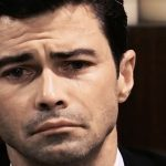 Griffin cries on General Hospital