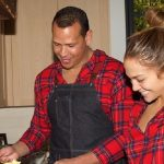 Lopez and Rodriguez make Christmas breakfast together