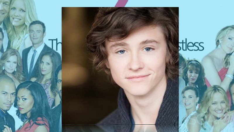 who plays robbie on young and the restless