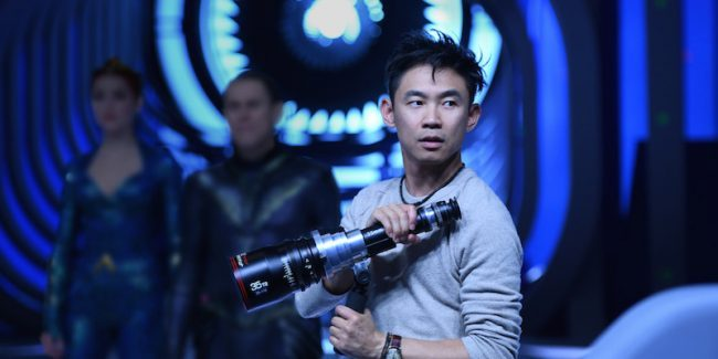 Exclusive interview: James Wan on his tongue in cheek Aquaman movie