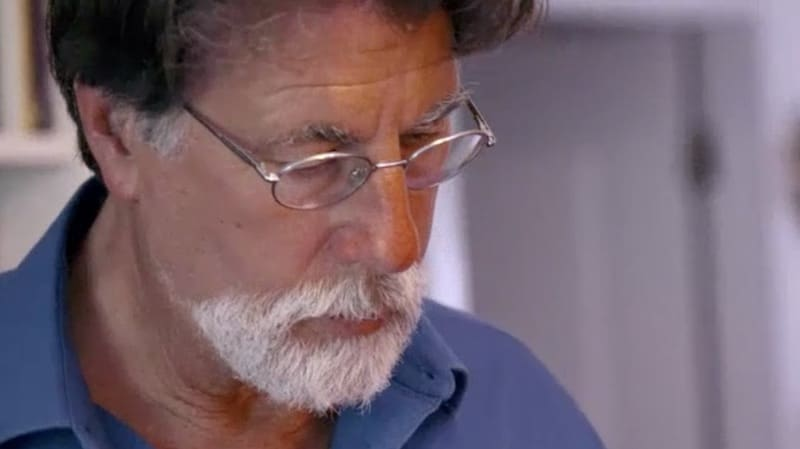 Rick Lagina on this week's episode of The Curse of Oak Island