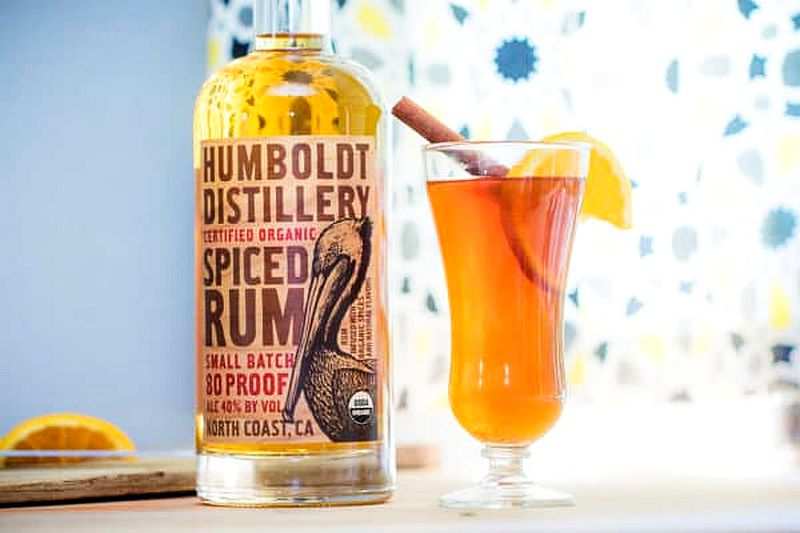 Easy as apple pie. Pic credit: Humboldt Distillery