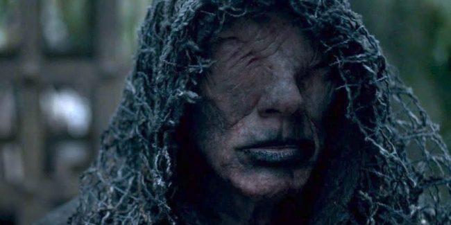 The Seer on Vikings