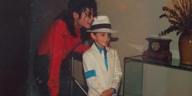 Michael Jackson sexual abuse survivors Wade Robson and James Safechuck speak at Sundance Q&A for Leaving Neverland