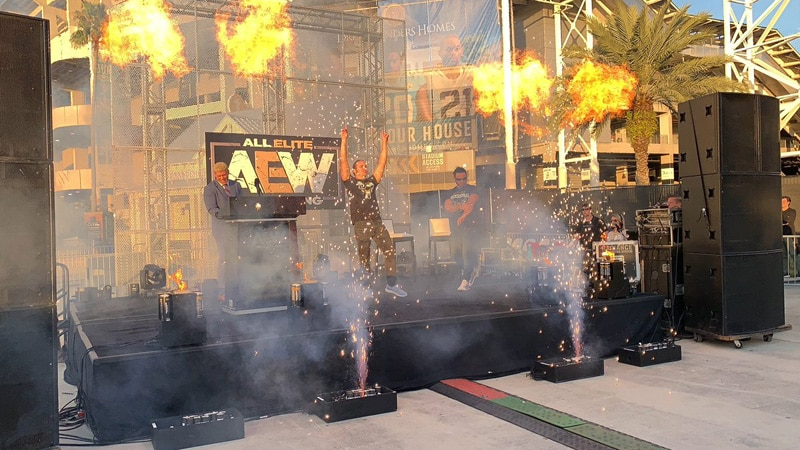AEW Wrestling Roster: Who all was announced at the AEW Wrestling Rally in Jacksonville today?