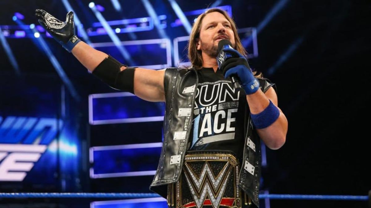 WWE Rumors: AJ Styles reportedly makes decision on his future in the WWE