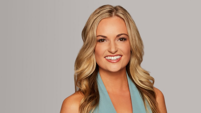 Annie on The Bachelor