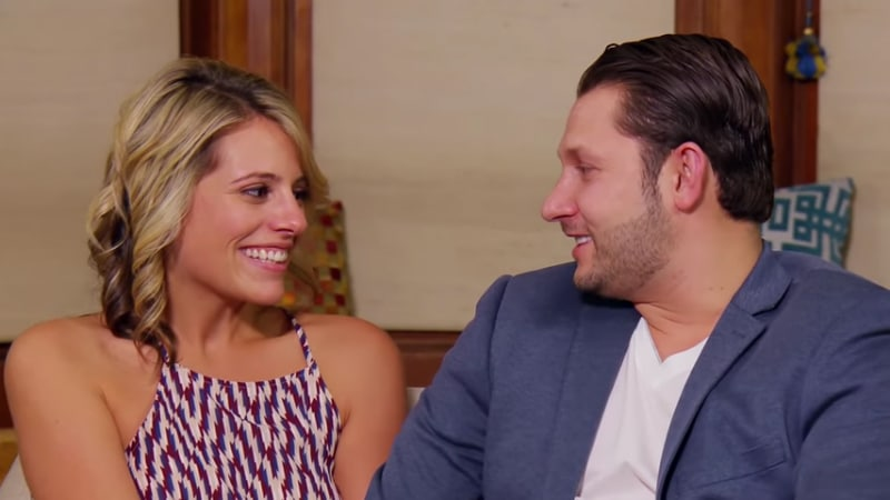 Ashley Petta and Anthony D'Amico of Married at First Sight welcome baby girl