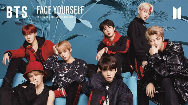 BTS Face Yourself
