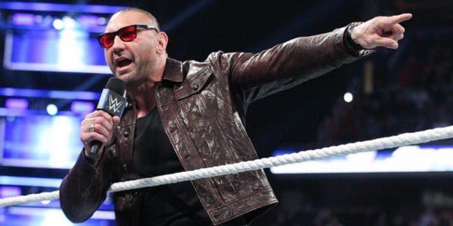 Batista returns to WWE SmackDown 1000