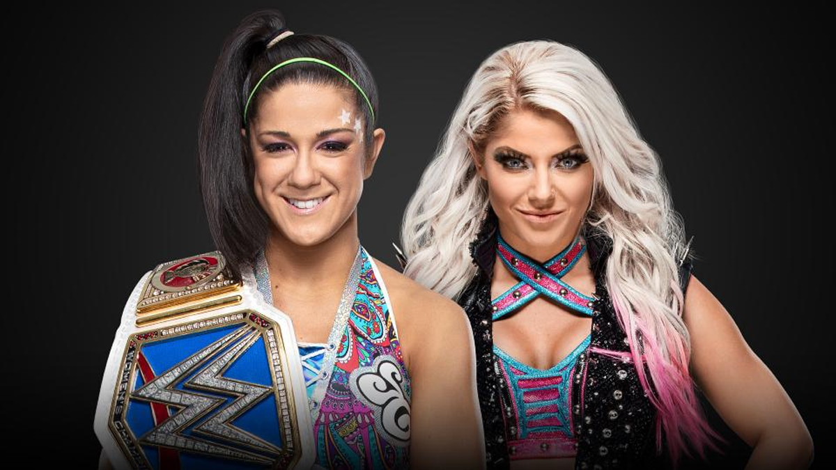Bayley vs Alexa Bliss