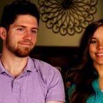 Ben Seewald and Jessa Duggar in a TLC confessional