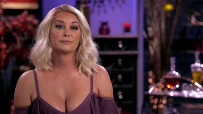 Billie Lee in a confessional on Vanderpump Rules