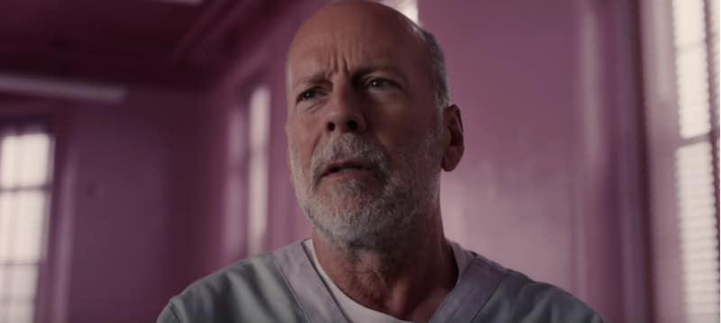 Bruce Willis in Glass  as David Dunn