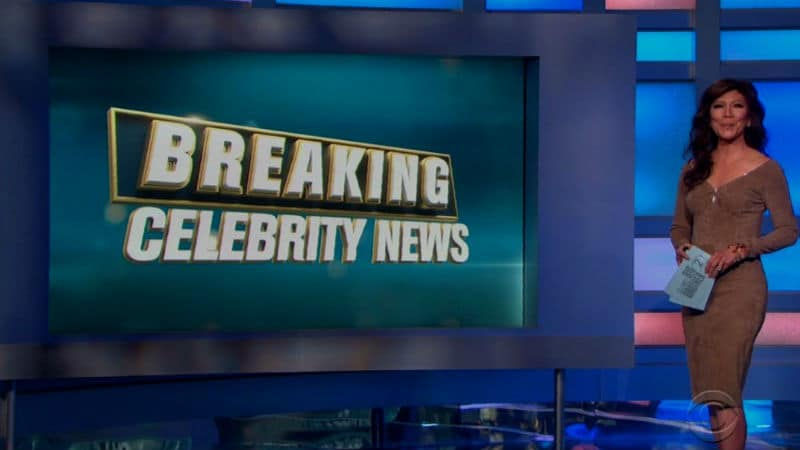 Breaking news twist on Celebrity Big Brother