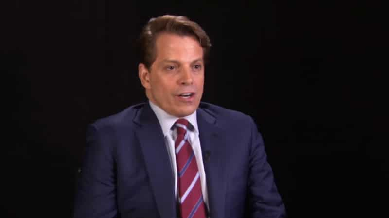 Anthony Scaramucci on Celebrity Big Brother After Dark