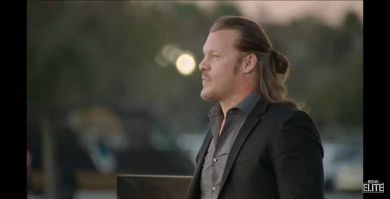 Chris Jericho hints at AEW wrestling TV deal