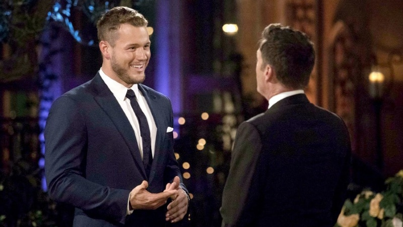 Colton Underwood on Season 23 of Bachelor