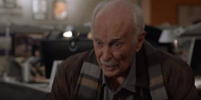 Dabney Coleman as Army Corporal John Sydney on NCIS cast