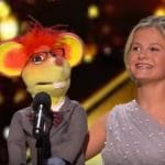 Darci Lynne performs on America's Got Talent: The Champions