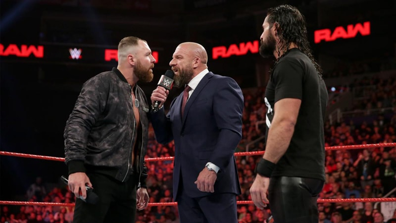 Why is Dean Ambrose leaving the WWE?