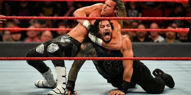 Dolph Ziggler hints at leaving the WWE