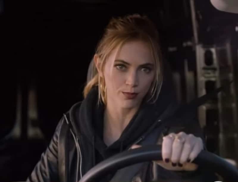 Emily Wichersham on the NCIS cast
